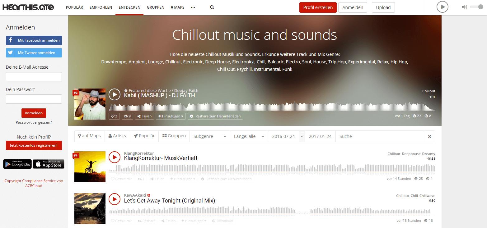 SoundCloud alternatives for music marketing - 1&1 IONOS