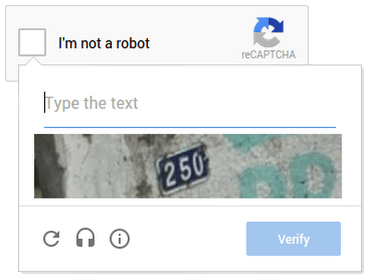 What is a CAPTCHA Code? - 1&1 IONOS