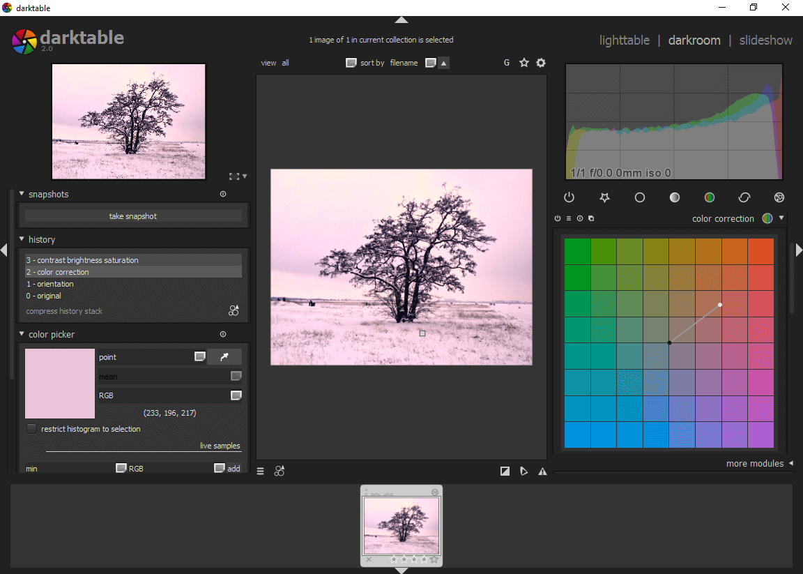 Free alternatives to Adobe Lightroom - 1&1 IONOS