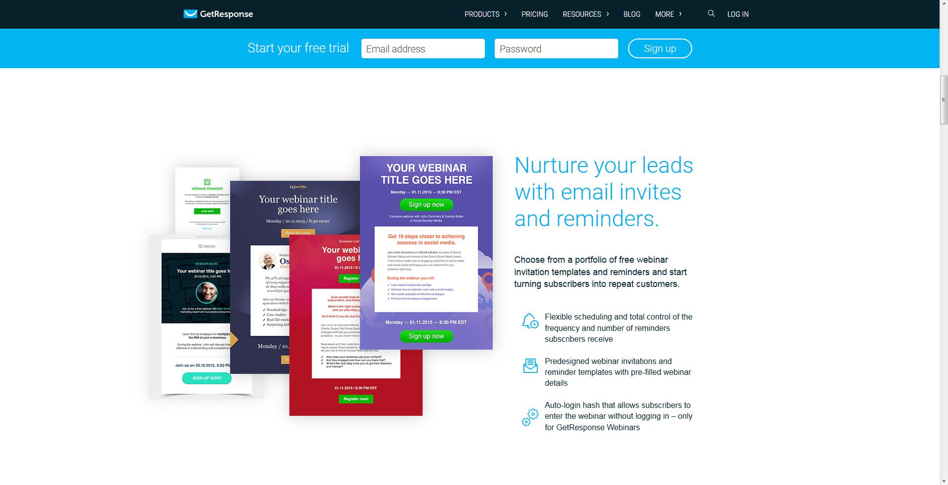 The Top MailChimp Alternatives - Mailchimp invitation template
