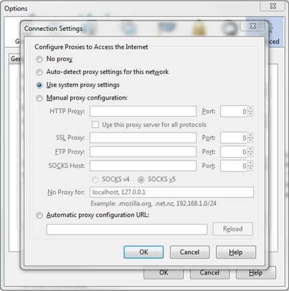 How to set up a proxy server in your browser - 1&1 IONOS