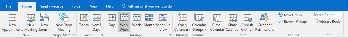 Sharing Outlook Calendars - 1&1 IONOS