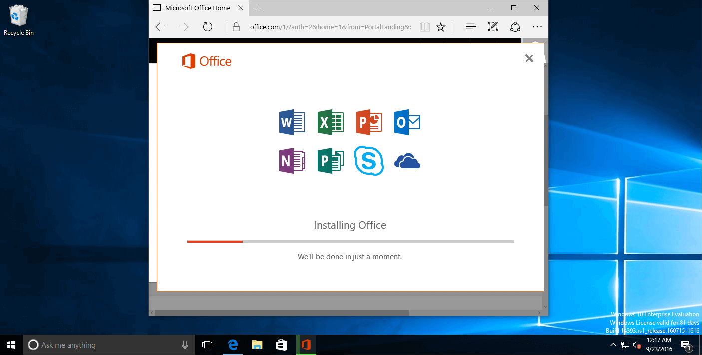 Office 365 part one: buying Office 365 online - 1&1 IONOS