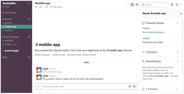 Slack alternatives   The best team communication apps - 1&1