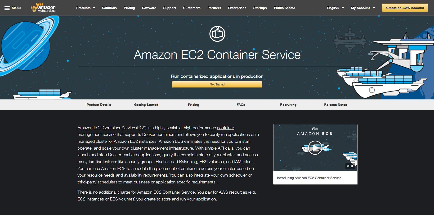 CaaS (Container as a Service)- Service Comparison - 1&1 IONOS