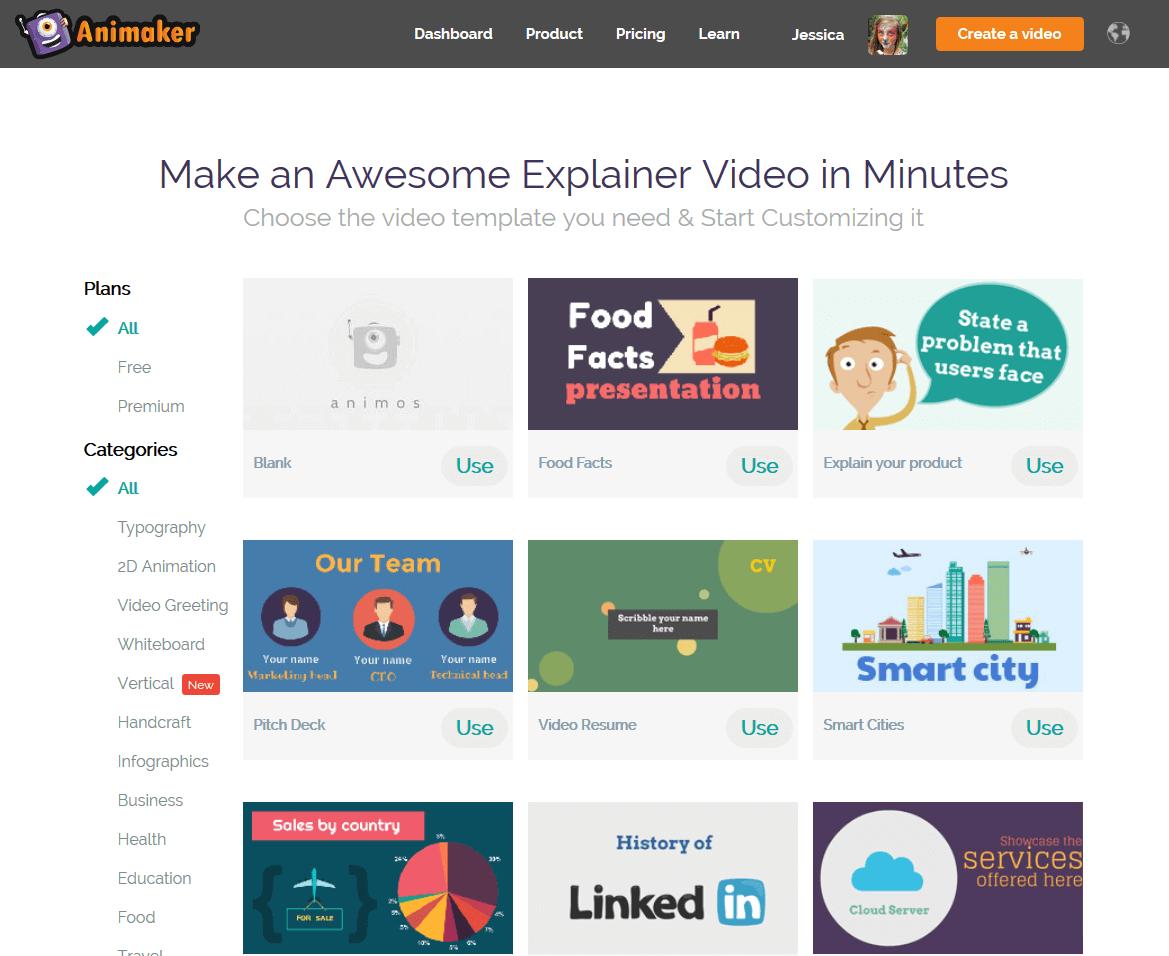 Explainer Videos: The Best Tools - 1&1 IONOS