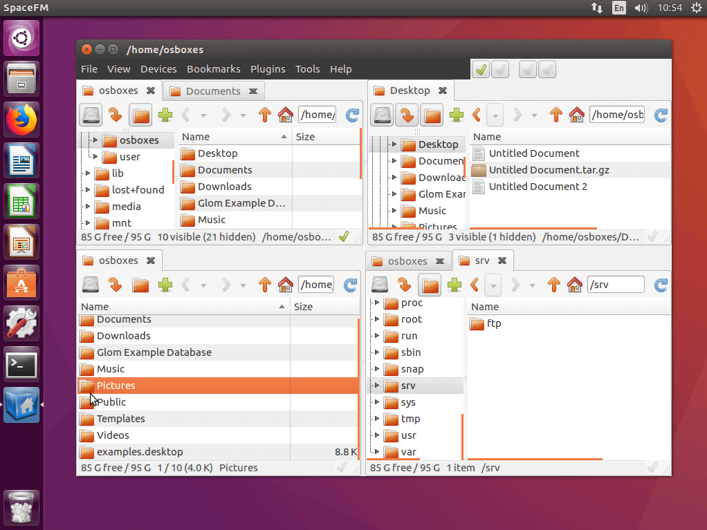 Alternative file managers for Windows, Linux, and Mac - 1&1