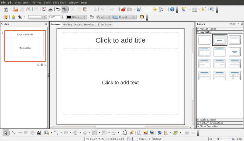 Six free alternatives to microsoft office 1 1 - Openoffice or libre office ...