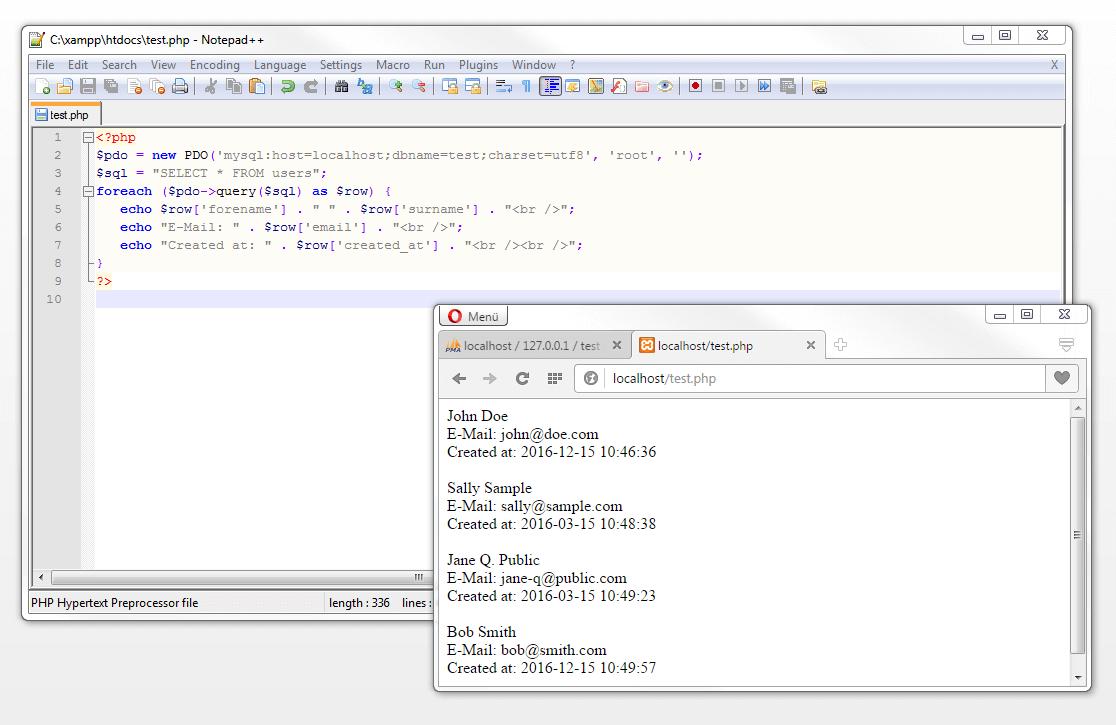 Learn MySQL in simple steps - 1&1 IONOS