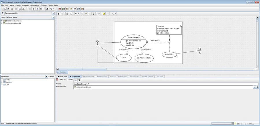 UML tools | The best use case diagram software - 2019 - 1&1 IONOS