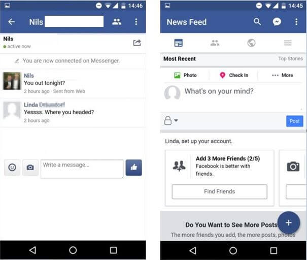 Facebook Messenger alternative: The best 5 apps in comparison! - 1&1