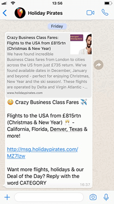 Whatsapp Marketing For Your Company Ionos