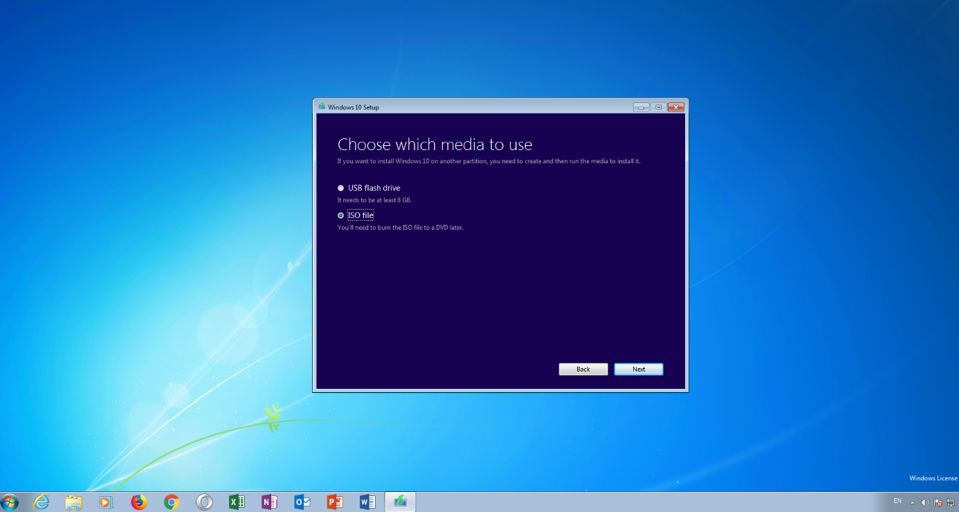 make a windows 10 usb