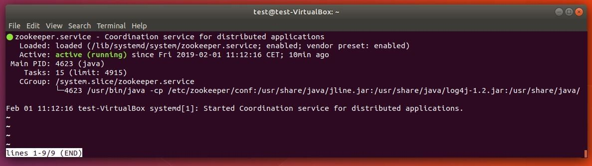 Kafka tutorial: installation, set-up and getting started