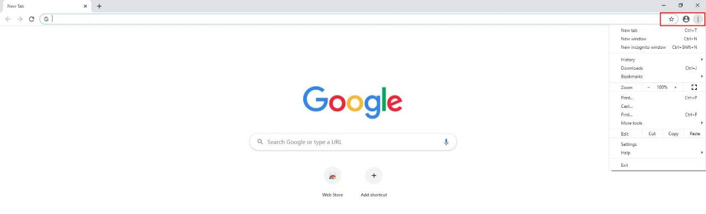 Restore Tabs In Chrome Step By Step Instructions And Tips Ionos