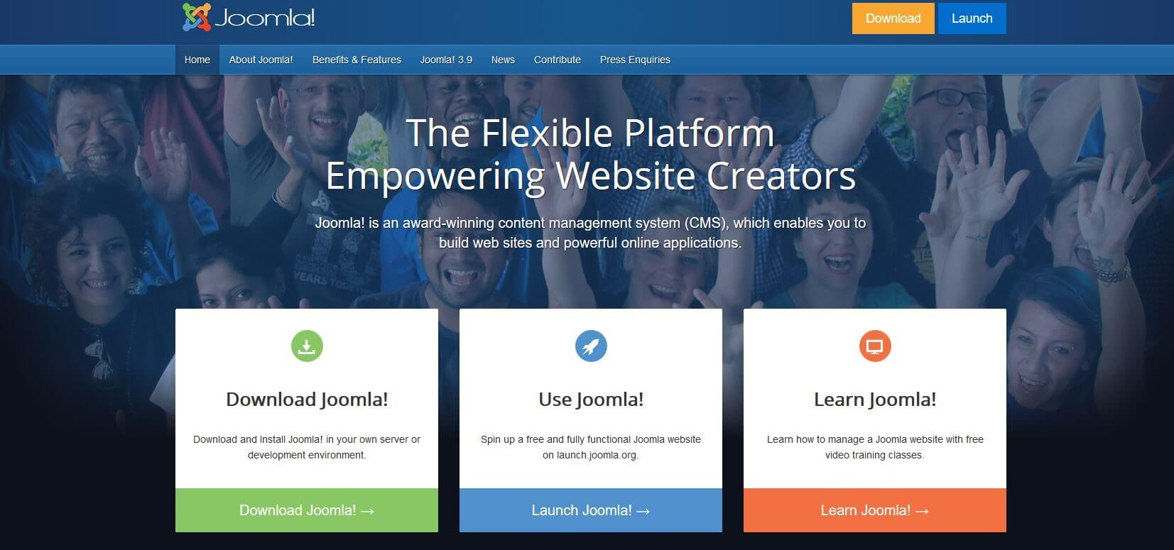 Creating A Joomla Website Installation And First Steps Ionos