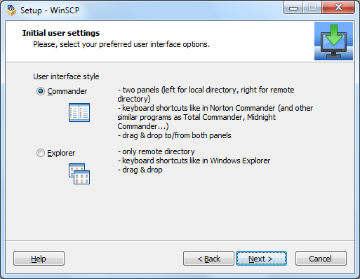 Getting started with WinSCP - 1&1 IONOS