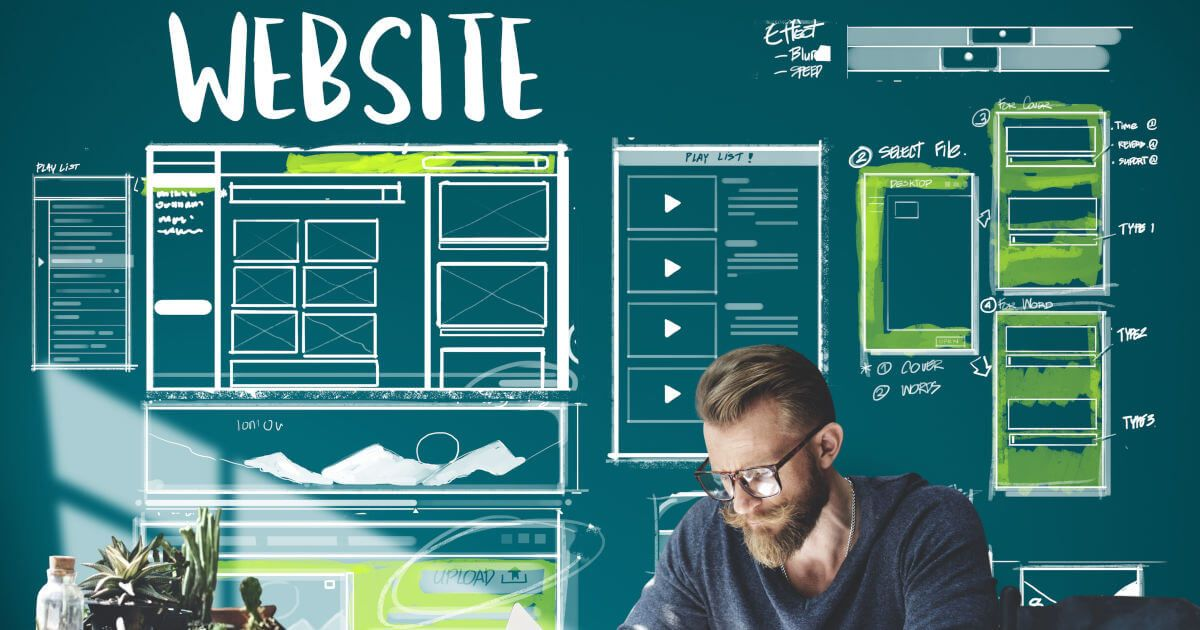 what is a website different types of websites static vs dynamic
