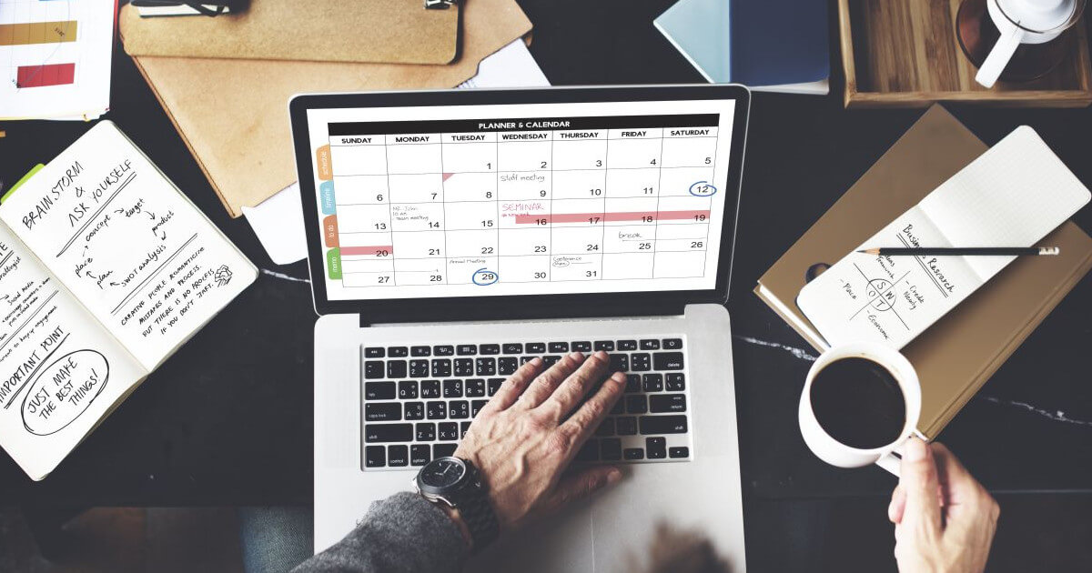 Sharing an Outlook Calendar: How to share appointments with your colleagues