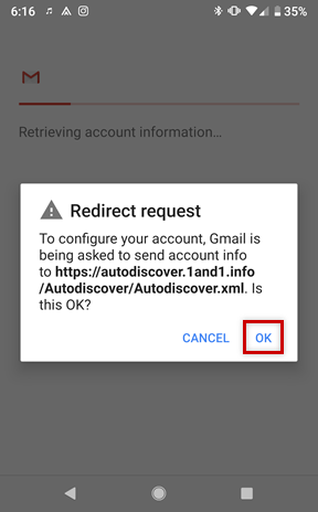 Setting Up Microsoft Exchange 2013 on an Android Device